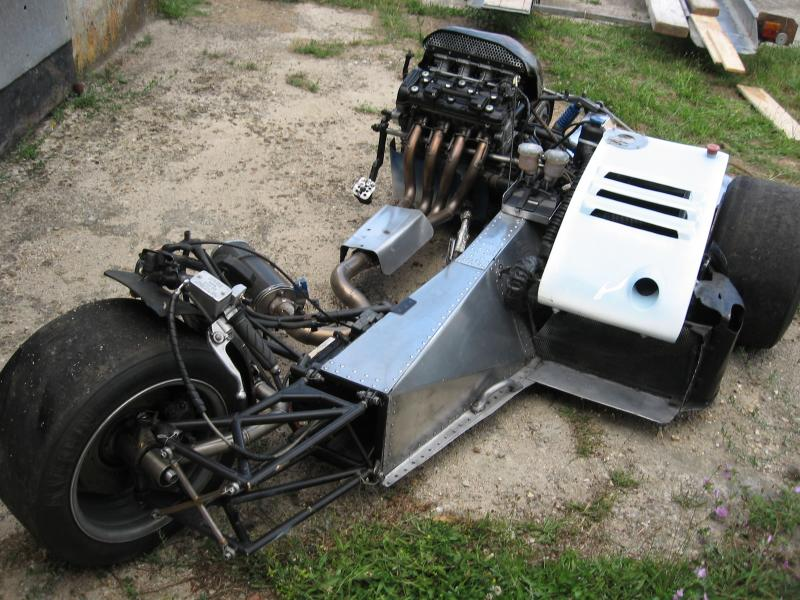 Troc Echange Side Car De Comptition F1 Sur
