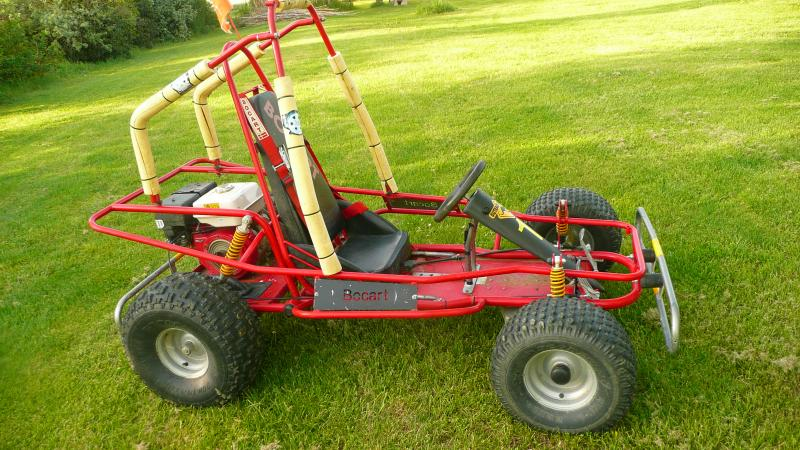 Troc Echange Kart Cross Bocart 270 Cm3 Sur