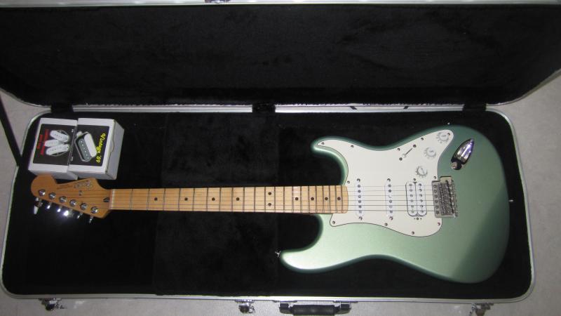 Troc Echange Fender Fatstrat Mexico Sur