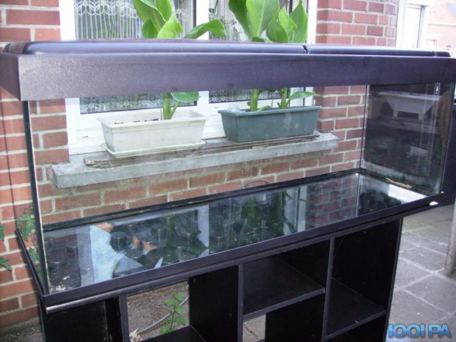 Troc Echange Aquarium NEUF Donc Jamais Utilis Sur