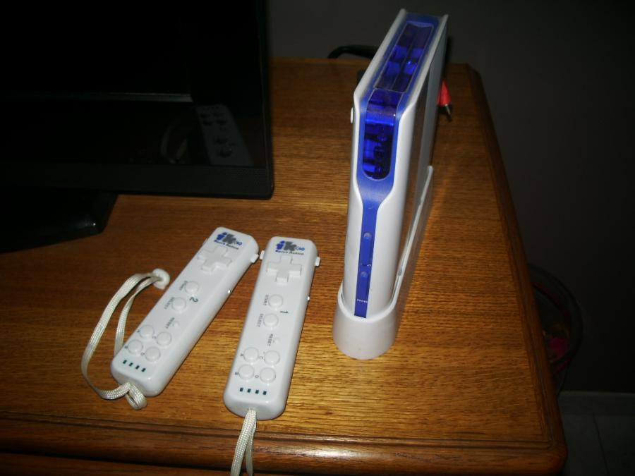 Troc Echange Console De Jeux Ikawa Wii 40 Jeux Sur