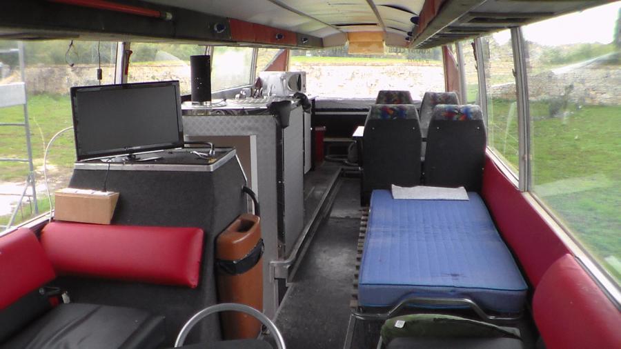 Troc Echange Bus Setra Amenag Camping Car Sur