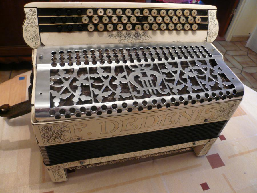 Troc Echange Accordeon F Ddenis Sur