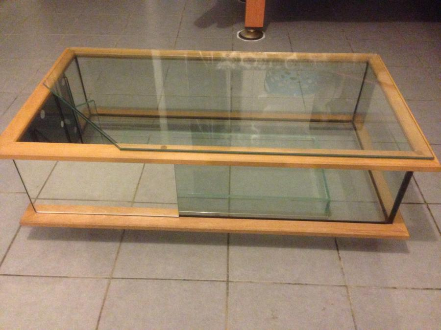 Troc Echange Table Basse Aquariumvivariumterrarium Sur