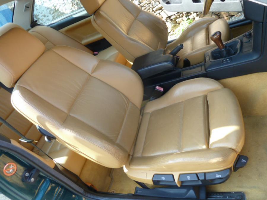 Troc Echange Bmw E36 Intrieur Cuir Beige Complet Avec