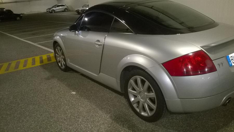 Troc Echange Audi Tt 225 Cv Sur