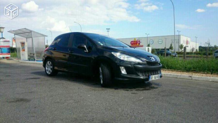 Troc Echange Peugeot 308 16 Hdi 110 Premium Toit