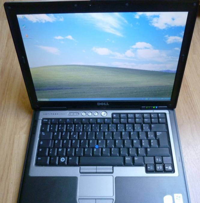 Troc Echange DELL D630 Portable Bureautiqueinternet Sur