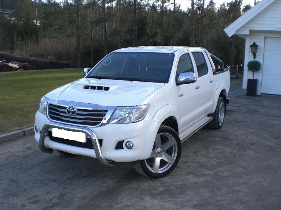 Troc Echange Toyota Hilux Sur