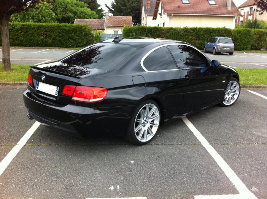 Troc Echange BMW 330 CD XD E92 PACK M Sur