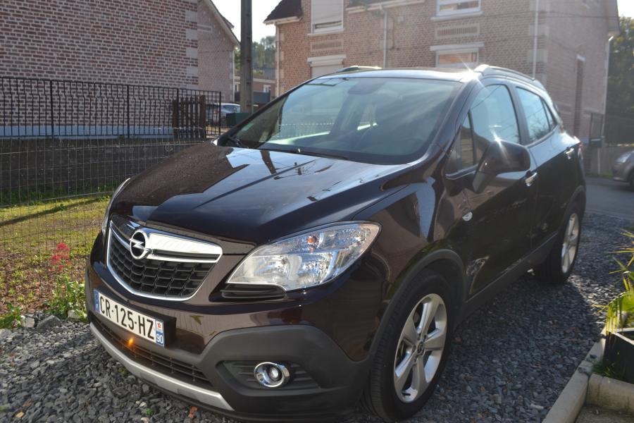 Troc Echange Jolie Opel Mokka 16 Starstop Couleur