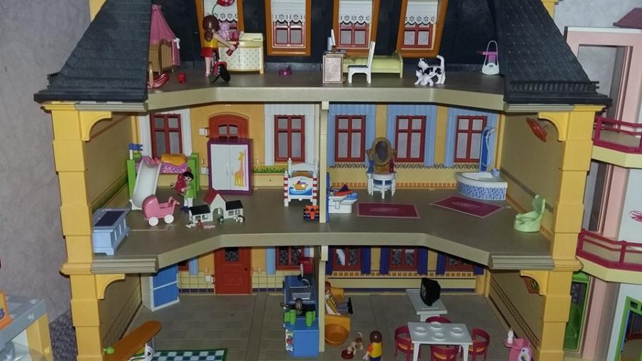 Troc Echange Maison 1900 Playmobil Meubl Sur