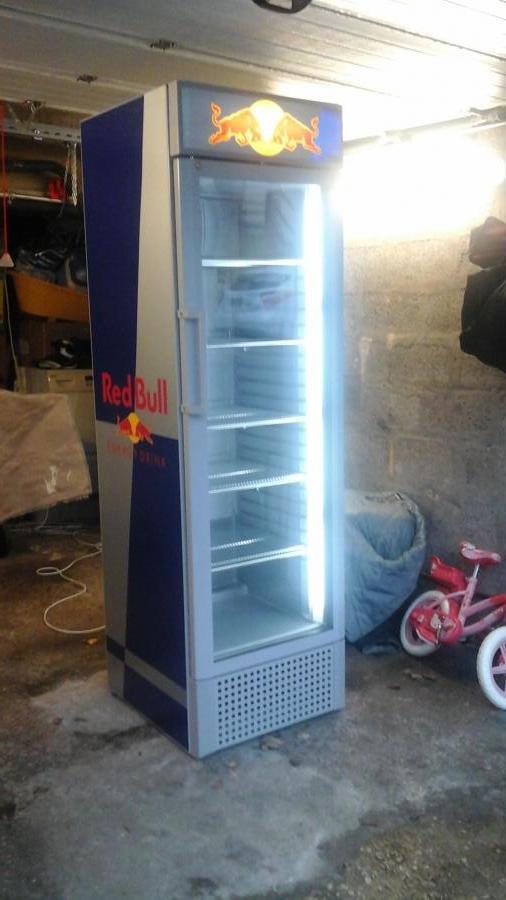 Troc Echange Refrigerateur Liehberr Red Bull Megacooler