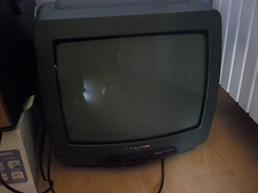 troc echange tv 36cm cathodique sur