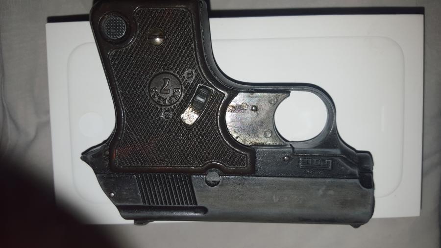 Troc Echange Pistolet Foce Express 7 Sur