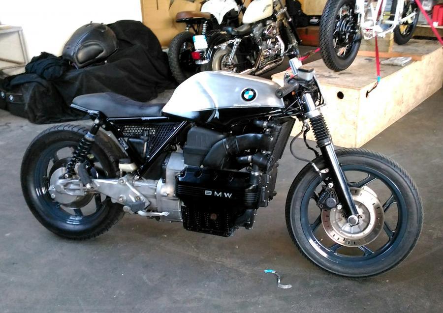 Troc Echange BMW K100RS Caf Racer Sur