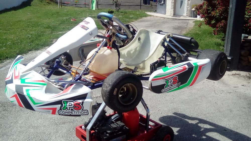 Troc Echange Karting Rotax Max Sur