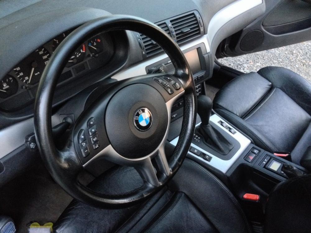 Troc Echange BMW 330d e46 en boite auto pack Sport  sur FranceTroccom