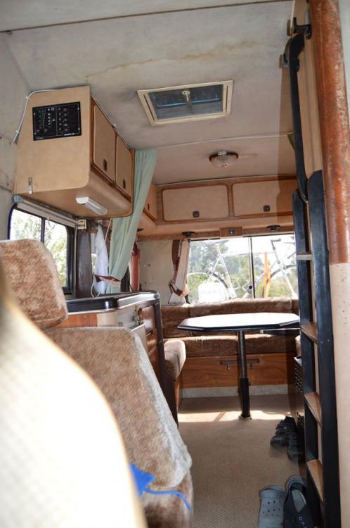 Troc Echange Camping car oxygene 600 sur FranceTroccom