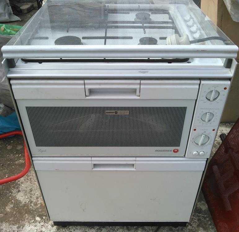 plaque four lave vaisselle rosieres