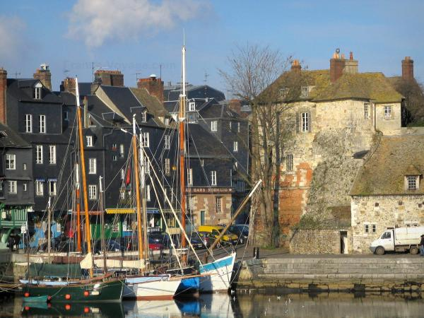 honfleur tourism holidays weekends guide in the calvados