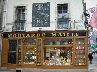 La Moutarde De Dijon Guide Gastronomie Amp Vacances