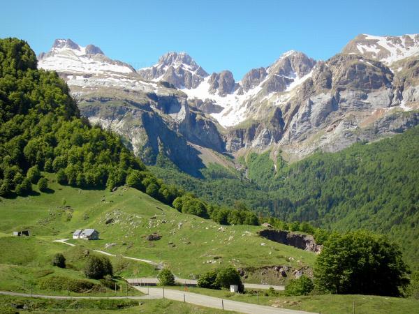 Le Parc National Des Pyrnes Guide Tourisme Amp Vacances