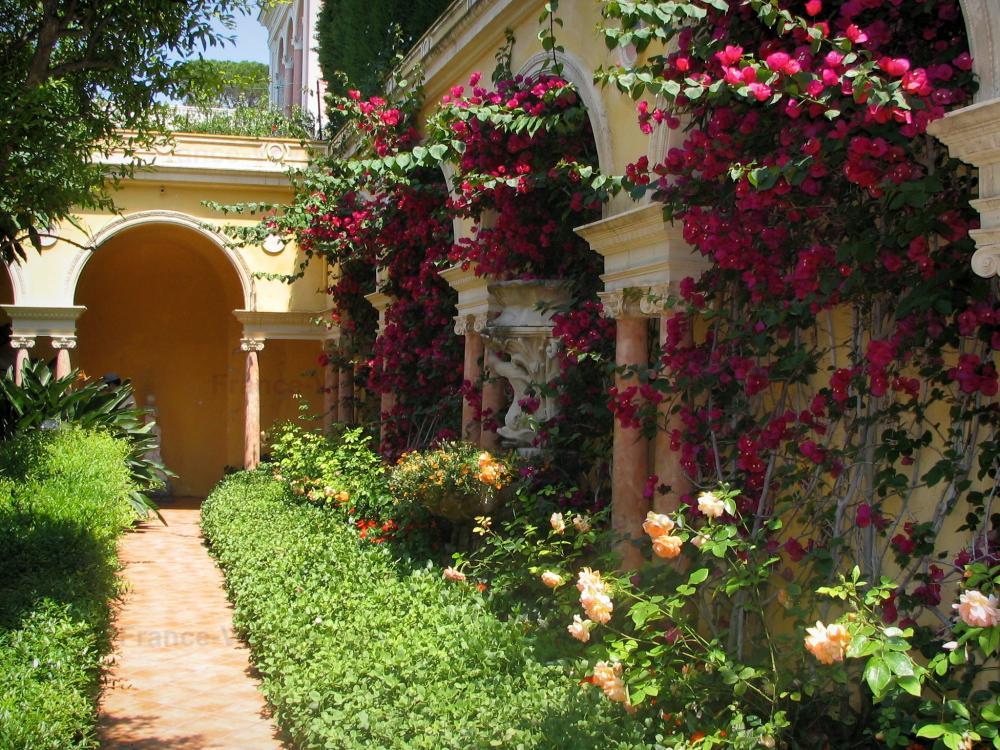 Villa Jardin Ephrussi Rothschild - Décoration de maison idées de ...