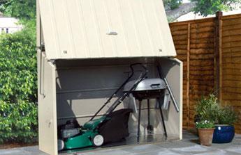Coffre De Rangement Pour Jardin Camping Et Mobile Home
