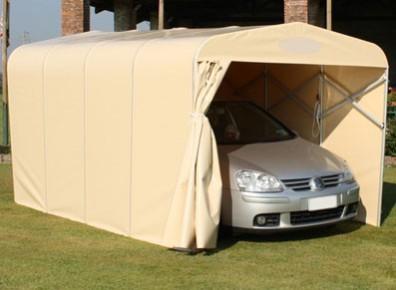 garage voiture pliant en pvc un abri