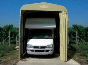 ABRI CAMPING CAR Carport Pour Vhicule De Loisirs PROMO
