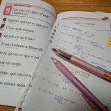 フランス語の勉強が好きになる!わかりやすいノートの書き方~初心者編~