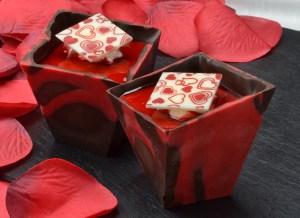 61063-verrines-chocolat framboises desserts