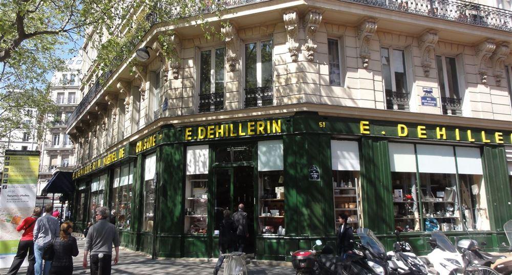 Magasin Ustensile Cuisine Paris Les Halles