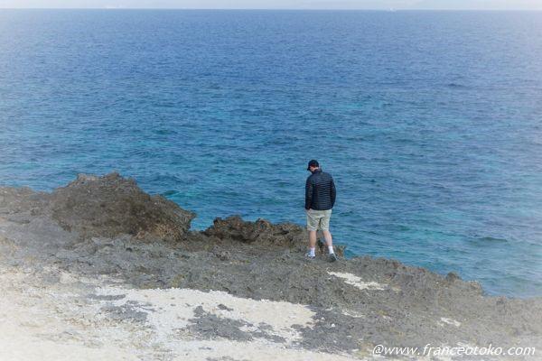 沖縄 海 ブルー