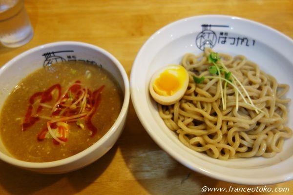 石垣島 つけ麺 はつがい