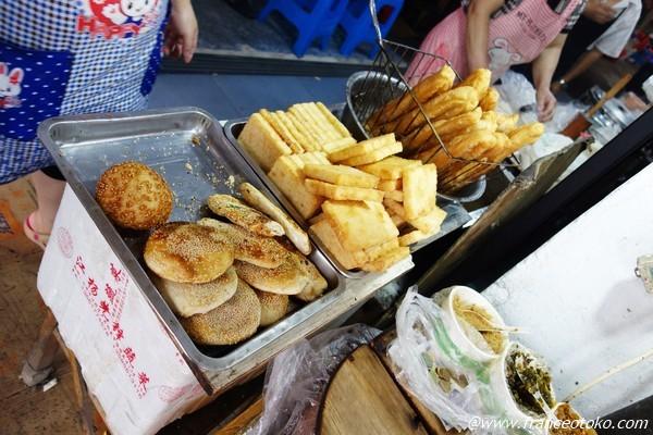 上海 朝ご飯