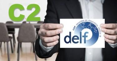 DALF C2 Présentation