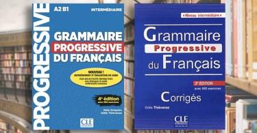 Grammaire progressive intermédiaire