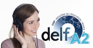 Compréhension Orale DELF A2