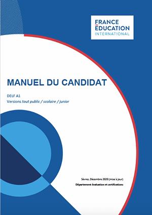 Manuel candidat DELF A1