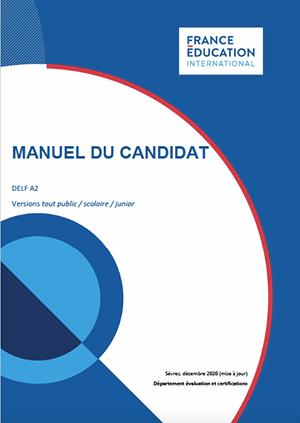 Manuel candidat DELF A2