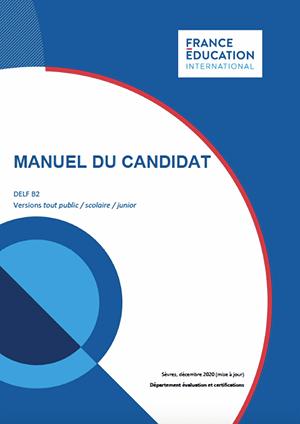 Manuel candidat DELF B2