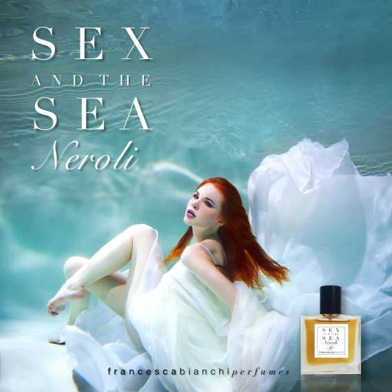 Sex and the Sea Neroli | Square Photo 012 | Francesca Bianchi Perfumes