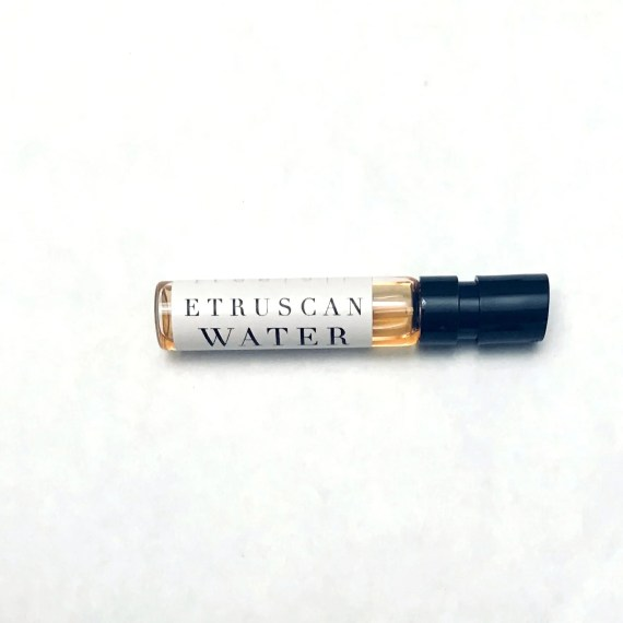 Etruscan Water - sample 1,5 ml Francesca Bianchi Perfumes