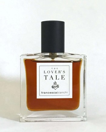 The Lover's Tale perfume 30 ml Francesca Bianchi Perfumes