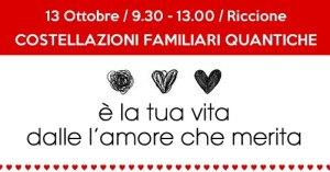 Costellazioni familiari Sistemiche Quantiche Riccione @ Hotel Select Suite & SPA | Riccione | Emilia-Romagna | Italia