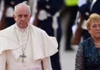 Papa in Cile: le lacrime di coccodrillo dei cattivi maestri