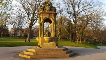 Huddersfield, Greenhead Park