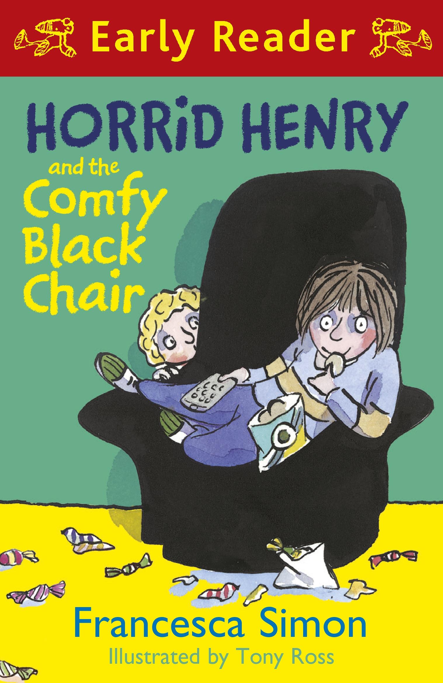 Black Comfy Chair